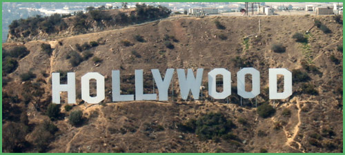 La collina di Hollywood