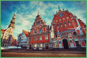 Riga Europa orientale