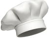 Cappello da cuoco