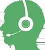 Operatore call center per contatti