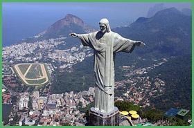 Il Cristo di Rio de Janeiro