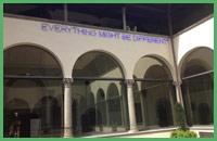 Esterno del Museo del Novecento