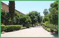 Giardino del Palazzo Reale