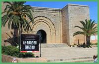Porta di ingresso città a Rabat