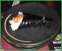 Immagini diverse del sushi