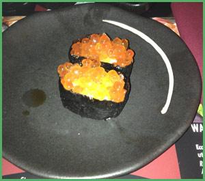 Altri piatti tipici giapponesi
