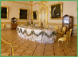 Interno del Palazzo di Puskin o Caterina
