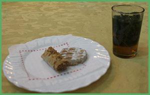 Té alla menta e pasticceria marocchina il fine pasto per eccellenza