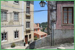 Borghetto caratteristico di Sintra
