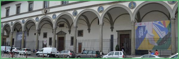 La parte esterna del museo del Novecento