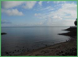 Golfo di Finlandia vicino anche all'Estonia