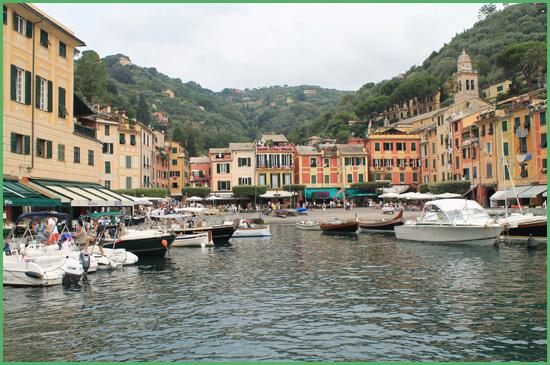 Immagine della Piazzetta di Portofino