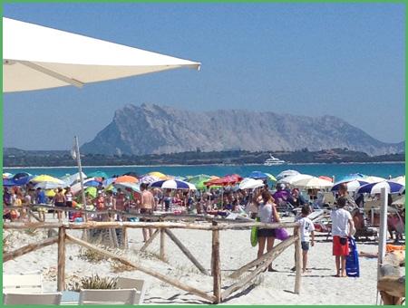 Spiaggia di San Teodoro in Sardegna