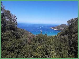 Un paesaggio sul Golfo Stella