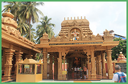 Tempio indù di Gokarnatheshwara a Kudroli