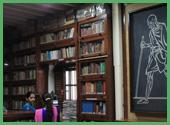 Biblioteca al pian terreno