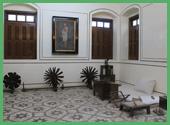 Camera da letto di Gandhi