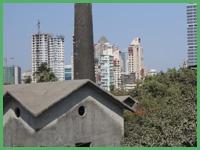 Grattacieli di Mumbay