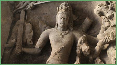 Dio Shiva in una delle sue rappresentazioni